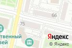 Схема проезда до компании МЕГАDOM в Белгороде