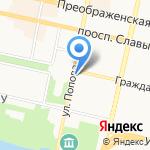 Банк ВТБ 24 на карте Белгорода