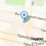 Мир лекарств на карте Белгорода