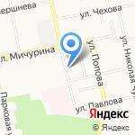 ИнтерТехника на карте Белгорода