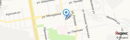 ВязьмаБелмаш на карте Белгорода