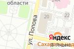 Схема проезда до компании Территориальный орган Федеральной службы государственной статистики по Белгородской области в Белгороде