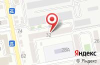 Схема проезда до компании Ваш выбор в Белгороде