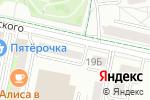 Схема проезда до компании Спецснабсервис в Белгороде