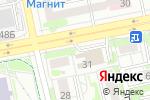 Схема проезда до компании Сарэй в Белгороде