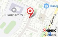 Схема проезда до компании Гидродиво в Белгороде