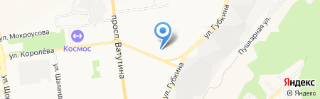 Так.ко на карте Белгорода