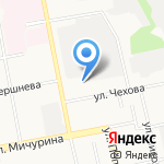 Ваш выбор на карте Белгорода