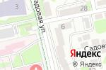 Схема проезда до компании САР в Белгороде