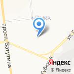 Детский сад №64 на карте Белгорода