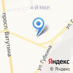 Магазин игрушек по выгодным ценам на карте Белгорода