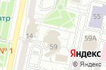 Схема проезда до компании Арт-Студия в Белгороде