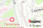 Схема проезда до компании МАТЬ-И-МАЧЕХА в Белгороде