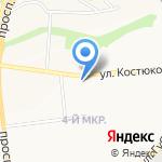 Айболит на карте Белгорода