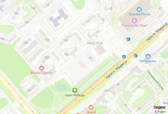 жилой комплекс Парковый центр