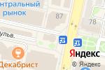 Схема проезда до компании С.О.Ц. в Белгороде