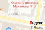 Схема проезда до компании Магазин антенн и пультов в Белгороде