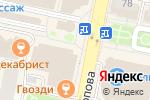 Схема проезда до компании Каприз в Белгороде