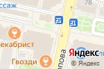 Схема проезда до компании Vippets в Белгороде