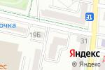 Схема проезда до компании Федерация Воздухоплавания Белогорья в Белгороде