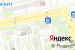 Схема проезда до компании Барон Пивхаузен в Белгороде
