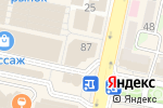 Схема проезда до компании KFC в Белгороде