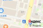 Схема проезда до компании Sportactive в Белгороде