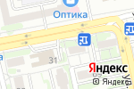 Схема проезда до компании Продуктовый магазин в Белгороде