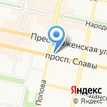 Сервисный центр по ремонту сотовых телефонов на карте Белгорода