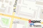 Схема проезда до компании Квест миссия в Белгороде