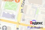 Схема проезда до компании Ralf Ringer в Белгороде