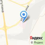 Банкомат на карте Белгорода