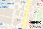 Схема проезда до компании Минутка в Белгороде