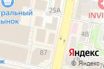 Схема проезда до компании Рынок недвижимости в Белгороде
