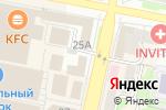 Схема проезда до компании Belsvadba в Белгороде