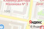 Схема проезда до компании ОРТОБЕЛ в Белгороде