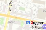 Схема проезда до компании Ничего лишнего в Белгороде