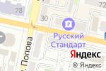 Схема проезда до компании Баттерфляй в Белгороде