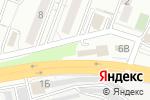 Схема проезда до компании Avz в Белгороде