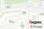 Схема проезда до компании Спринт в Белгороде