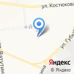 БРИГ на карте Белгорода