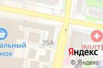 Схема проезда до компании Управление образования в Белгороде