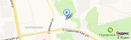 Общество пчеловодов на карте Белгорода