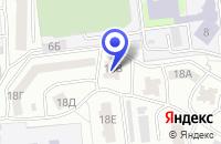 Схема проезда до компании ТФ СТЕКЛО-СТИЛЬ в Губкине