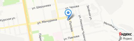 Галерея фотоискусства им. В.А. Собровина на карте Белгорода