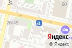 Схема проезда до компании КБ Локо-банк в Белгороде