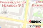 Схема проезда до компании МаМа в Белгороде