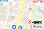 Схема проезда до компании Едим Дома в Белгороде