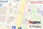 Схема проезда до компании МИКРОФИНАНС в Белгороде