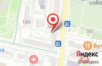 Схема проезда до компании ЭЛь-Тур в Белгороде